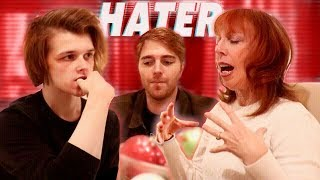 HATER CONFRONTS MY MOM