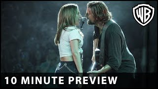 A Star is Born - 10 Minute Preview - Warner Bros. UK