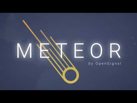 Meteor - App Speed Test video