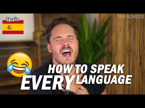 How To Speak EVERY Language!