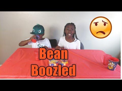 Bean Boozled Challenge ( Super Gross)