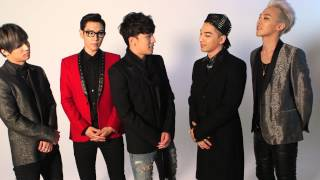V.I (from BIGBANG) - [LET'S TALK ABOUT LOVE] Message from BIGBANG