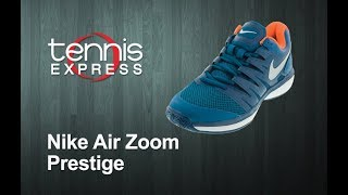 Nike Air Zoom Prestige Men's Tennis Shoes video