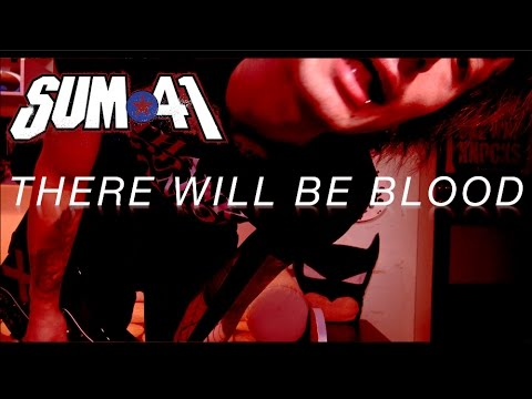 Sum 41 - There Will Be Blood (Guitar Cover HD) by SymonIero