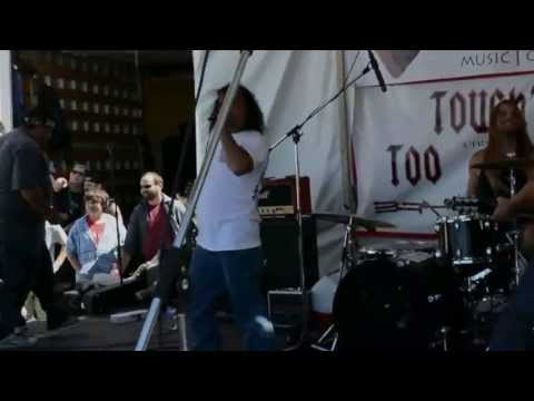"AC/DC tribute band - Touch'd Too Much -  ""Sin City"" at the 2013 Hollister Motorcycle Rally"