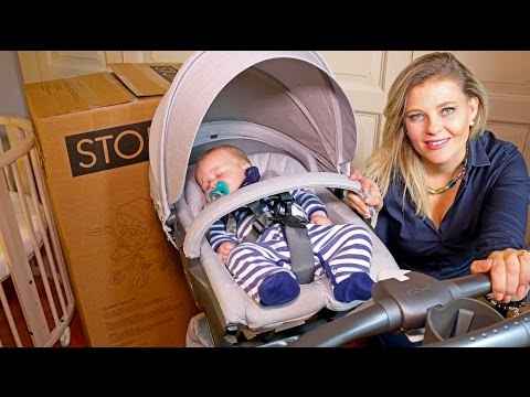 STOKKE XPLORY UNBOXING & REVIEW | How to Use