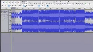 How to Raise a Song's Key With Audacity : Audio Recording
