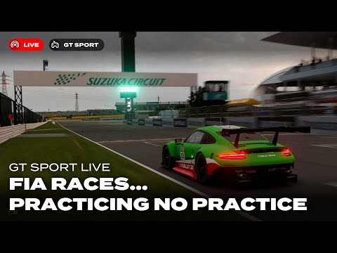 GT Sport Live: FIA Races with no practice