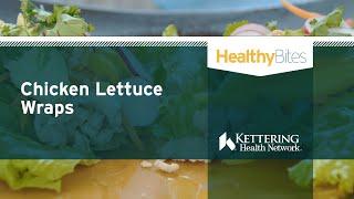 Recipe: Chicken Lettuce Wraps