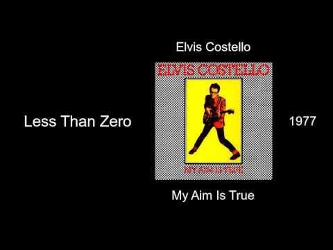 , title : 'Elvis Costello - Less Than Zero - My Aim Is True [1977]'
