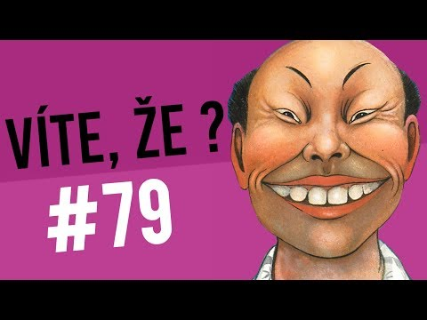 #79 ● VÍTE, ŽE...?
