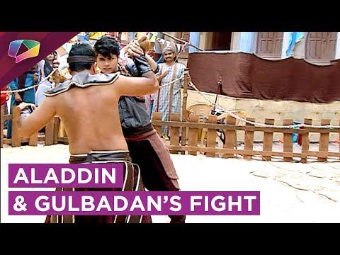 Aladdin And Gulbadan's Fight   Aladdin's Ammi