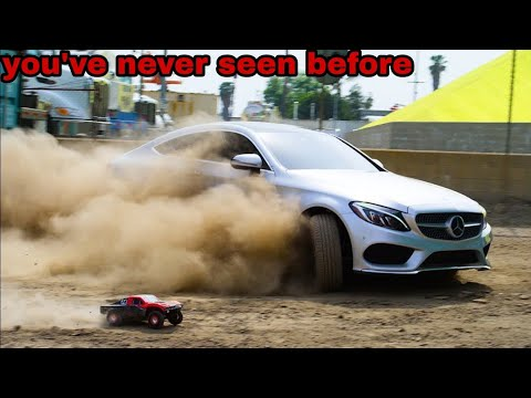 Mercedes AMG VS RC Car Race  Shocking  Result !! 2018 Must Watch