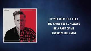 Olly Murs   Mark On My Heart (Lyrics)