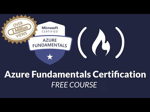 Microsoft Azure Fundamentals Certification Course (AZ-900) - Pass ...