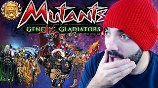 ¿UN DRAGON CITY CON MUTANTES?  ⭐️ Mutants Genetic Gladiators | iTownGamePlay