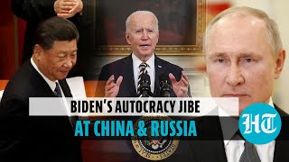 'China won't be wealthiest, most powerful country on my watch': Joe Biden