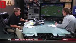 Kellen Moore On ESPN 's Gruden's QB Camp