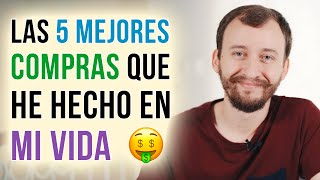 Video: Las 5 MEJORES Compras Que He Hecho En Mi Vida