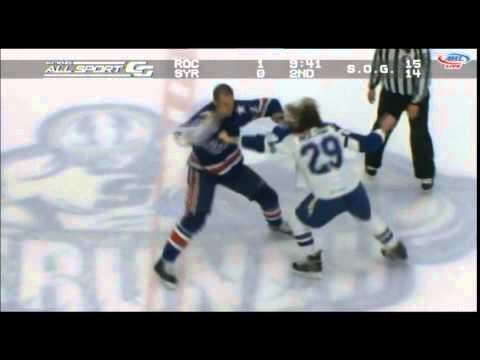 Joe Finley vs Eric Neilson