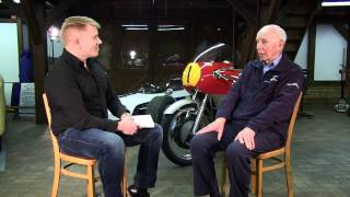 Classic Bike Shows: An Interview with John Surtees - Preview