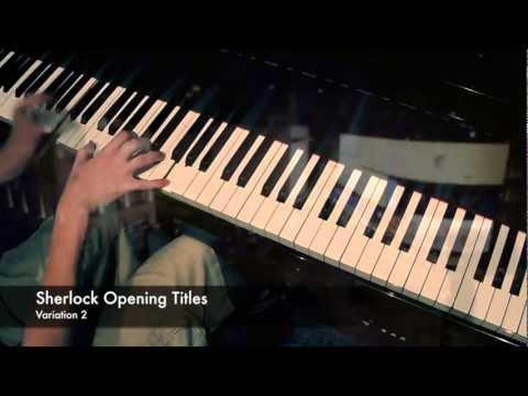 BBC 셜록홈즈 피아노 OST 감상