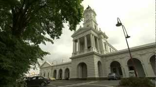 preview picture of video 'Ballarat Station 150th anniversary'