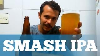 Receita Cerveja SMASH IPA (BIAB)