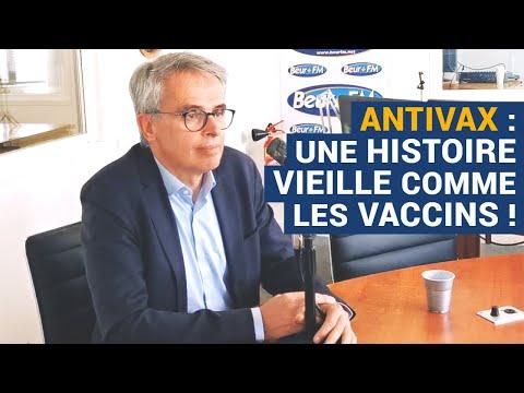 [AVS] Antivax : une histoire vieille comme les vaccins ! - Dr Olivier Jourdain