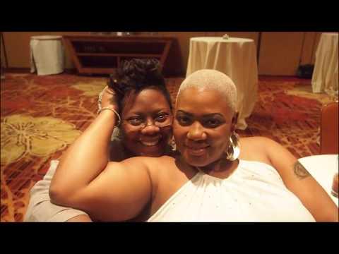 Two women Preachers gets married - Tony Harvin