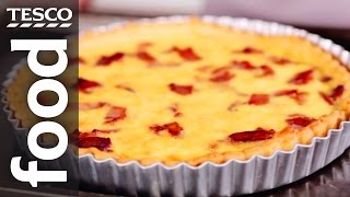 How to Make an Easy Quiche Lorraine