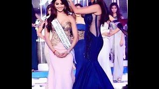 Urvashi Rautela Miss Universe India 2015 Exclusive Video - Miss India 2015 Urvashi Rautela