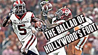 Injury Update: The Ballad Of Marquise Brown's Foot | College Football Playoff Orange Bowl 2018