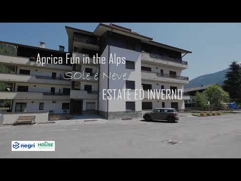 Video - Monolocale in affitto sulle piste del Baradello