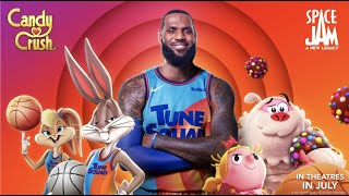 Space Jam: A New Legacy x Candy Crush Takeover Event - Welcome Video