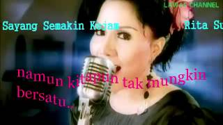 Disco Rita Sugiarto Semakin Sayang Semakin Kejam Remix