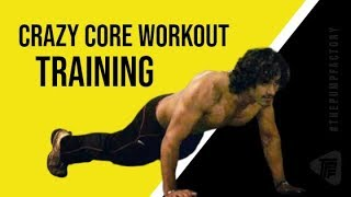 Crazy Core Workout | Bodyweight Training | Functional Training | #chaseyourfitnessfear