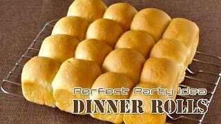 Homemade Dinner Rolls (Tear 'n' Share Bread) 基本のちぎりパンの作り方 – OCHIKERON – CREATE EAT HAPPY