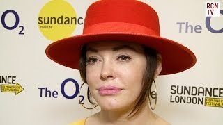 Rose McGowan Interview - Directing & Feminism - Sundance London 2014