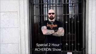 Vincent Crowley (ACHERON) speaks to Mexican Fans for upcoming show