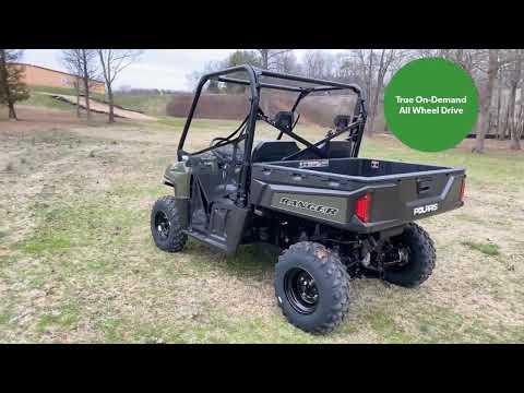 2020 Polaris Ranger 570 Full-Size in Greer, South Carolina - Video 1