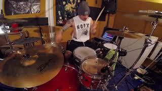 Fever 333   Burn It (drum Cover)