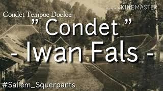 Iwan Fals - Condet (Lirik)