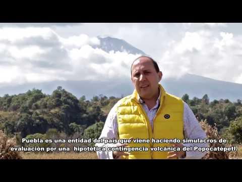 Fernando Manzanilla - Rutas de Evacuación Popocatépetl