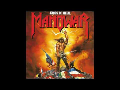 "Manowar ""The Crown and the Ring (Lament of the Kings)"" 1988"