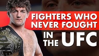 Top 10 Fighters Who Never Fought In The UFC