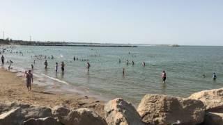 Пляж Березка Махачкала