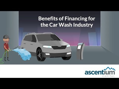 The Benefits of Car Wash Financing Video