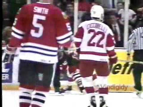 Paul Coffey vs. Jocelyn Lemieux