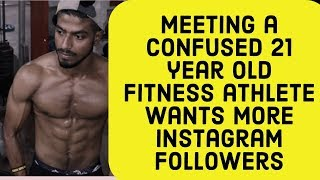 Confused 21 year old wants to increase Instagram followers